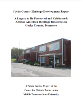 A Legacy to be Preserved Heritage Development Report
