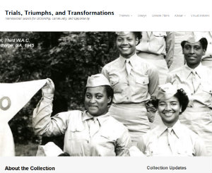 Trials and Triumphs Digital Collection