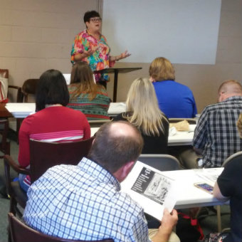 Teaching with Primary Sources--MTSU Workshops