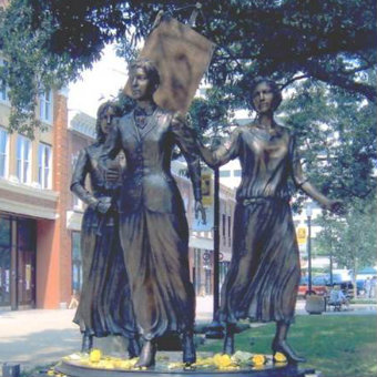 Commemorating the Centennial of Woman Suffrage
