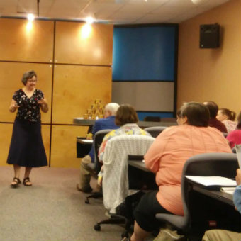 Teaching with Primary Sources – MTSU Kicks Off the Summer