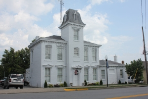 Bath County Courthouse