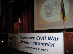 Civil War Sesquicentennial event in Cookeville, TN