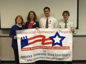 American Democracy Project MTSU