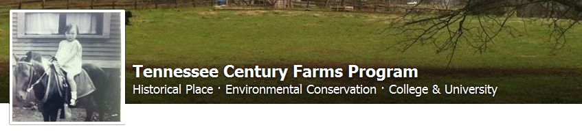 Tennessee Century Farms Program on Facebook