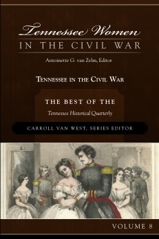 Tennessee Women in the Civil War Book Cover