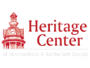 Heritage Center of Murfreesboro and Rutherford County logo