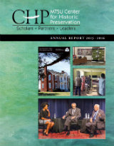 Center for Historic Preservation Annual Report 2015-2016
