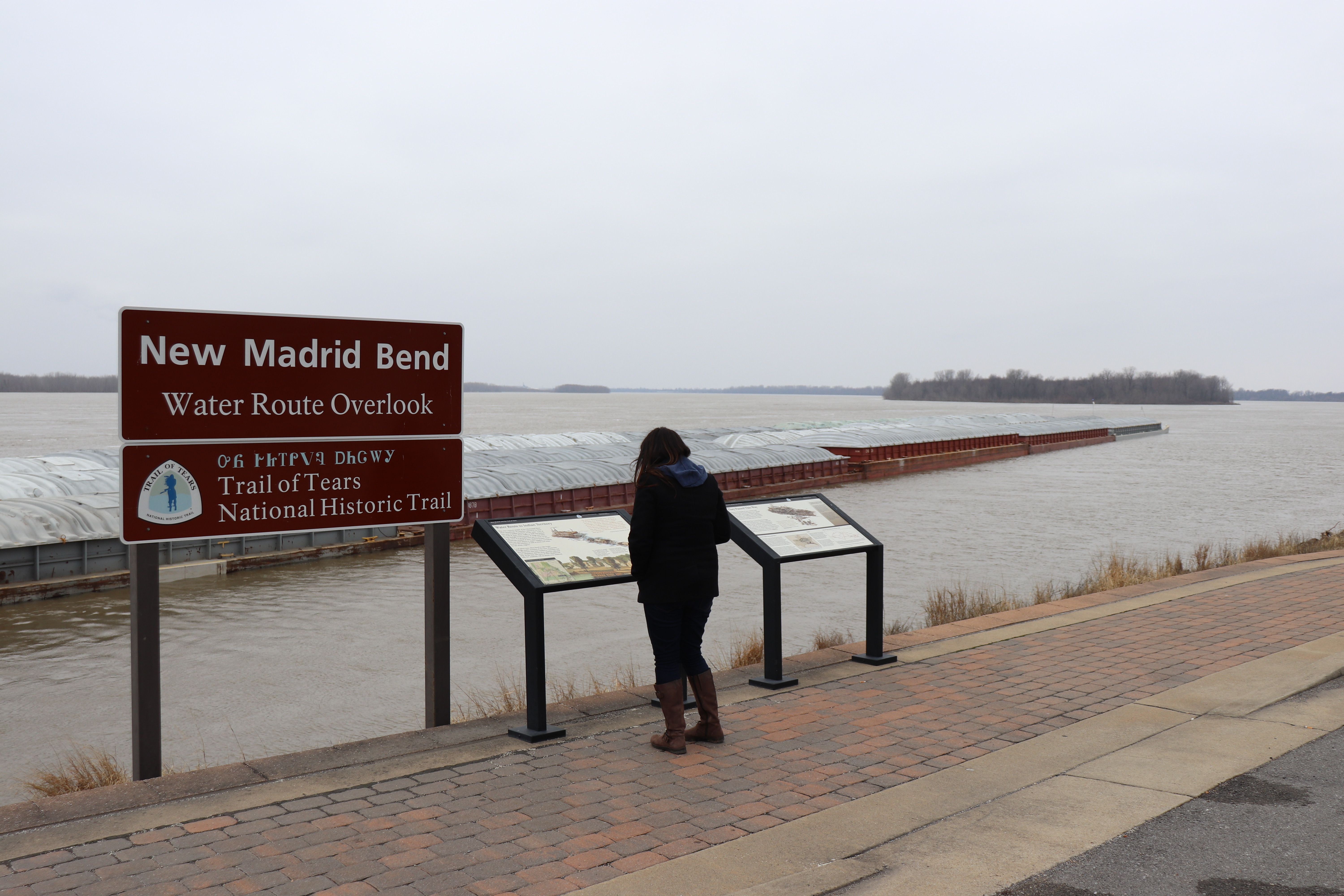 Trail of Tears Water Routes – MTSU Center for Historic