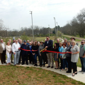 Hiwassee River Heritage Center Interpretive Trail Now Open