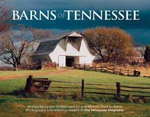 Barns of Tennessee book cover