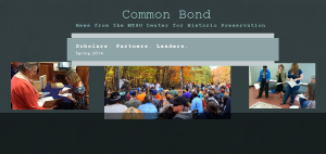 Common Bond Fall 2013 Slider