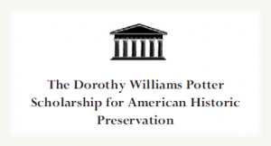 Dorothy Potter Williams Scholarship logo
