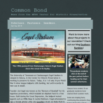 Common Bond Spring 2014