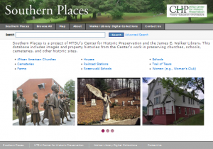 Southern Places Digital Collection