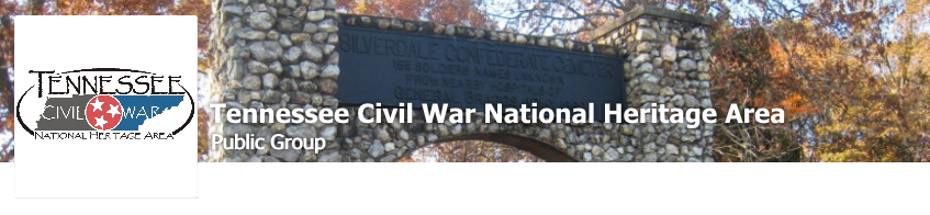 Tennessee Civil War National Heritage Area Facebook Page